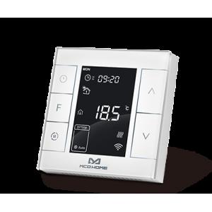 Termostato Z-wave Plus de calefacción para caldera a gas, bomba agua, suelo radiante.