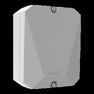 Multitransmisor vía radio Ajax, 18 entradas cableas y tamper