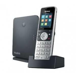 Teléfono IP/SIP Supletorio inalámbrico.