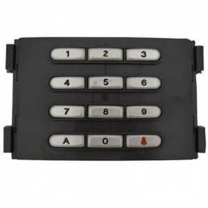 Modulo teclado VDS Direct City Classic. Sustituto de la antigua ref. 98545