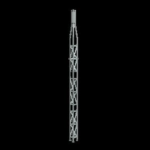 Tramo superior Torre 180 RPR 3metros, Televes.