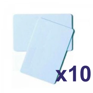 Pack Tarjeta lectura RFID 125Khz pack de 10 unidades.