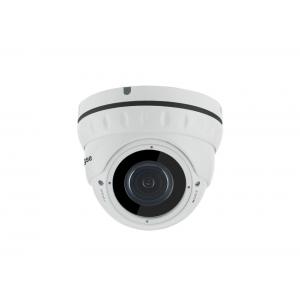 Cámara domo Color AHD CMOS Sony 1080p, 2.1Mpx (1920x1080). 36 Leds. Iluminación aprox. 30 mts . Lente 2.8-12 mm. OSD, WDR, BLC,