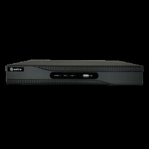 DVR 5 n1 de 8ch 8Mpx + 4 IP hasta 8Mpx. H.265+, PTZ, alarmas, 2 HDD
