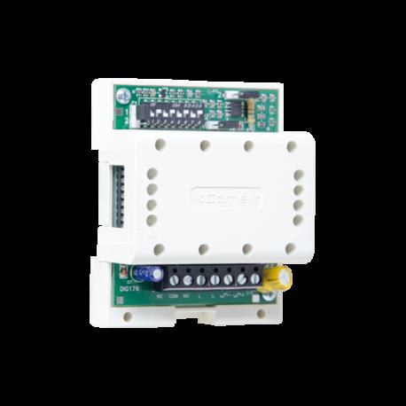 Relé actuador digital, sistema Simplebus