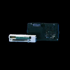 Grupo fónico, sistema simplebus audio para placa Powercom
