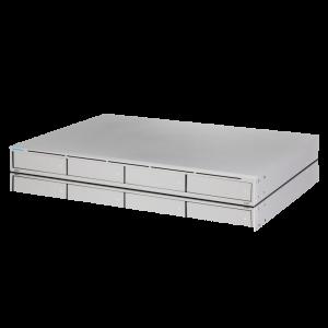 NVR 50ch IP hasta 1080p, H.264, Capacidad hasta 4 HDD de 8TB cada uno