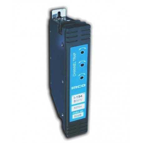Filtro de rechazo UHF 3 circuitos, hasta 50dB
