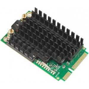 Tarjeta wireless minipci 5Ghz, con indicadores LED