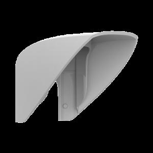 Cubierta para detector de exterior