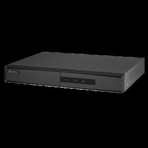 DVR 5 n1 de 4ch 1080p lite + 1 IP hasta 2Mpx. H.264+, 1 HDD