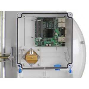Caja estanca para antenas y placas de la categoria JRC-xx