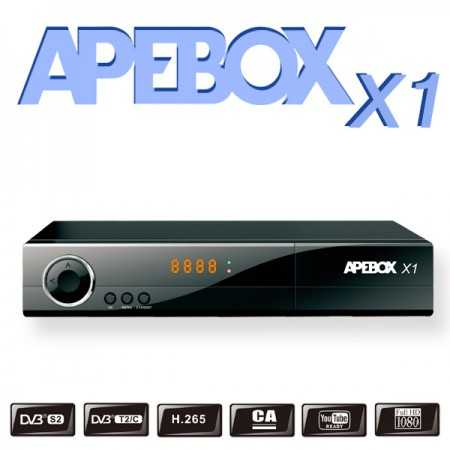 Receptor SAT (S2)+ TDT (T2)+ Cable, FULL HD, H.265, 1 Lector tarjetas, Wif USB integrado