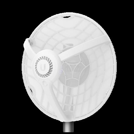 AP 60Ghz (5Ghz Wifi), 25dBm, x1 antenas de 38dBi, puerto Gigabit