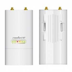Punto de Acceso Wifi Exterior 2,4Ghz MIMO 630mW, x1 10/100, con conectores RPSMA