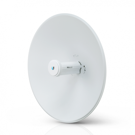 Punto de acceso Wifi exterior 5Ghz AC con antena 400mm, 25dBm (316mW) y 25dBi