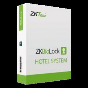 Software de gestión de hotel y cerraduras autónomas ZKTeco