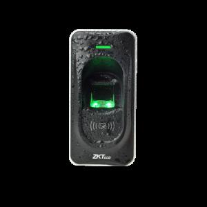 Lector biométrico y de proximidad MIFARE para exterior. FR1200