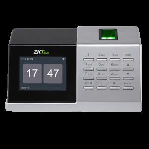 Terminal biométrico de escritorio para Control de Presencia