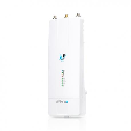 Punto de acceso exterior 4.9-6.2Ghz LTU, 2M de PPS y hasta 1Gbps de capacidad, x2 RJ45