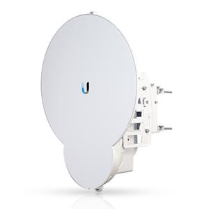 AP 24Ghz, 33dBm, antena 33dBi (Tx), 40dBi (Rx), 3.5º, puerto Gigabit, GPS, +2Gbps