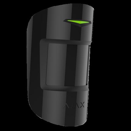 Detector de movimiento PIR doble tecnología , inalámbrico, anti-mascotas hasta 12mts, Grado 2 .