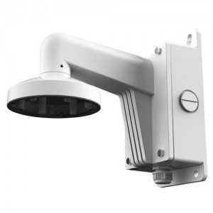 Hikvision - Soporte de pared para cámaras domo - Aleación de aluminio - 183.5 mm - 243 mm (Al) x 290 (Fo) mm x 136 (diámetro b