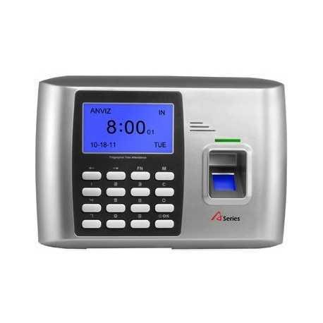 Lector biométrico para control de presencia (Antiguo Reloj de fichar). ANVIZ A300