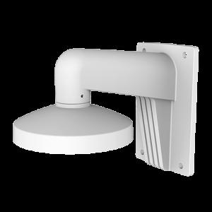 Hikvision - Soporte de pared para cámaras domo - Aleación de aluminio -158 (Al) x 120 (An) x 155 (φ) mm - 650 g