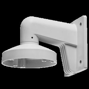 Soporte de pared para cámaras domo - Aleación de aluminio - 183.5 (Al) x 136 (An) x 230 (Fo) mm - 704g