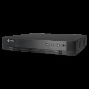 DVR 5 n1 de 4ch 8Mpx + 4 IP hasta 8Mpx. H.265Pro+, 1 HDD.