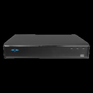 DVR 5 en1 de 4ch 4Mpx-n + 2 IP hasta 6Mpx. H.265Pro+, 1 HDD. 4 CH audio por coaxial