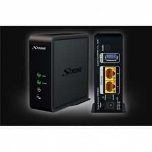 Repetidor Gigabit de banda dual 1600 Mbit/s. Strong EXTENDER 1600
