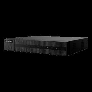 DVR 5 n1 de 32ch 4Mpx + 2 IP hasta 4Mpx. H.265+, PTZ, 2 HDD