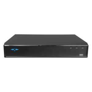 NVR 16ch IP PoE hasta 12Mpx, 320Mbps, H.265+, 2 HDD, ePoE, 4 Ch reconocimiento facial o 16Ch AI