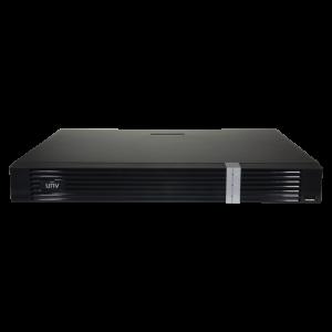 DVR 5 n1 de 8ch 16Mpx + 8 IP hasta 8Mpx. H.265, 2 HDD. Reconocimiento facial