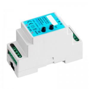 Adaptador carril DIN con botón para FIBARO Dimmer 2 FGD-212