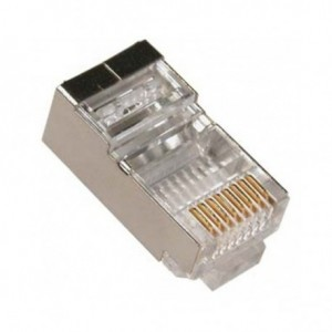 Conector CAT5 FTP (blindado)