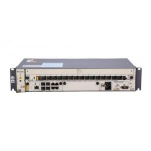 OLT GPON HUAWEI, fuente alimentación DC 48V, tarjeta 1Gb.