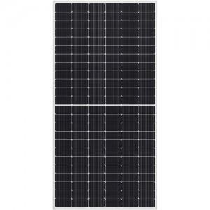 Panel solar monocristalino Sharp de 445W, 144 celdas. Eficiencia del 20.1%