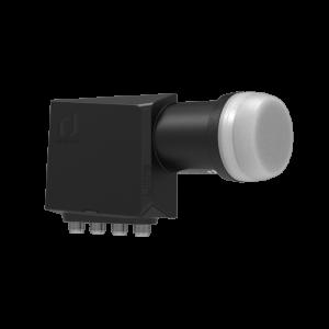 Lnb Quattro (Colectiva), alta ganancia, 60dB, 0,2dB ruido