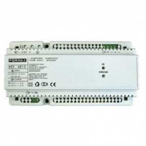 Fuente de alimentación 18 VDC-1.5A/12VAC-1.5A