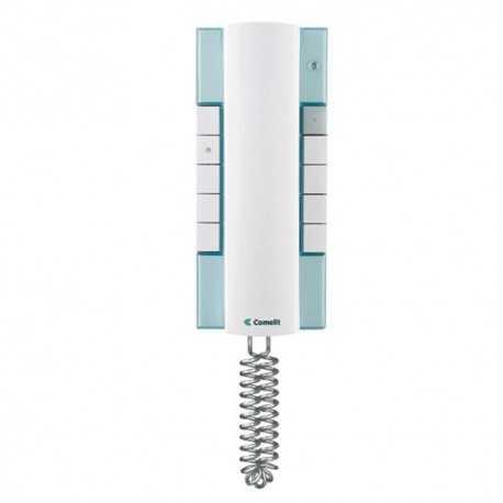 Telefonillo ELEGANCE Sistema Simplebus 2. Serie STYLE, 2H, blanco