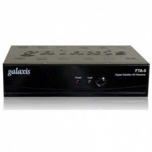 Receptor TV satélite alta definición. 1 salida HDMI, 1 puerto USB 2.0 para reproducir y grabar.
