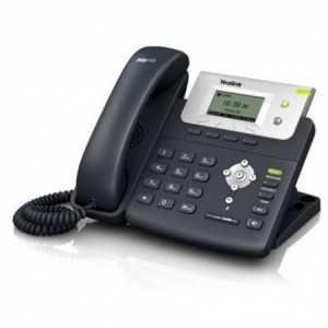 Teléfono IP de 2 cuenta SIP, Pantalla LCD de 132 x 64 pixeles, manso libres y POE incluido, llamada en espera, transferencia de