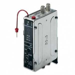 Filtro activo, 11 dB, 90 dBuV canales adyacentes. Fracarro