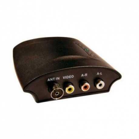 Modulador doméstico PLL UHF 73dB
