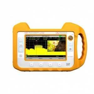 El HD RANGER Lite es un analizador universal que cubre buena parte de los estándares mundiales de radiodifusión. Los más recien
