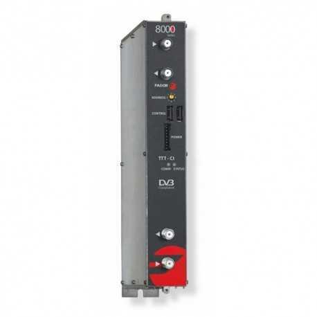 Trans modulador DVB-T a DVB-T FTA con Common Interface