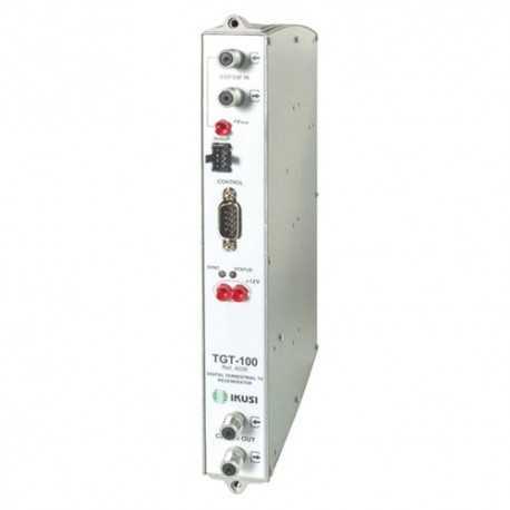 Regenerador DVB-T a DVB-T free to air